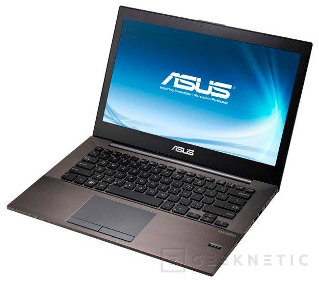 ASUS lanza un Ultrabook para el mercado profesional, Imagen 1