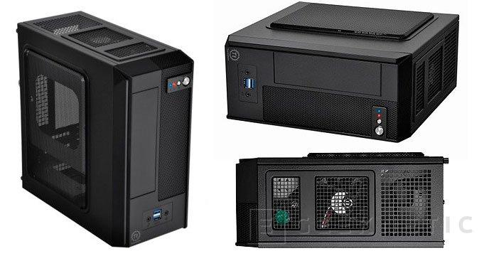 Thermaltake SD101, torre Mini-ITX, Imagen 1