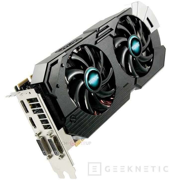 Sapphire muestra su nueva Radeon HD 7870 Toxic, Imagen 1