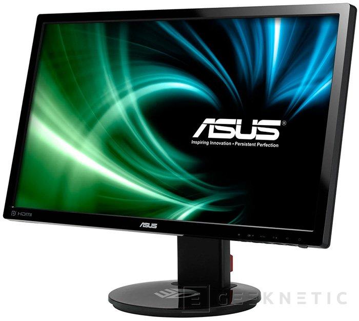 ASUS VG248QE, monitor 3D con 144Hz, Imagen 1
