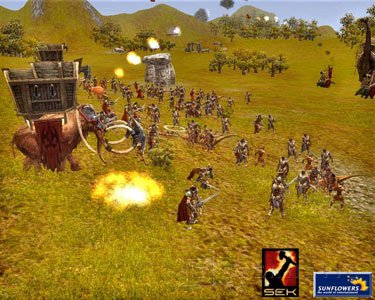 Capturas de los nuevos juegos que se avecinan, Imagen 3