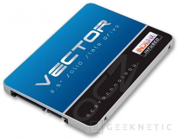 Nuevos SSD OCZ Vector, Imagen 1