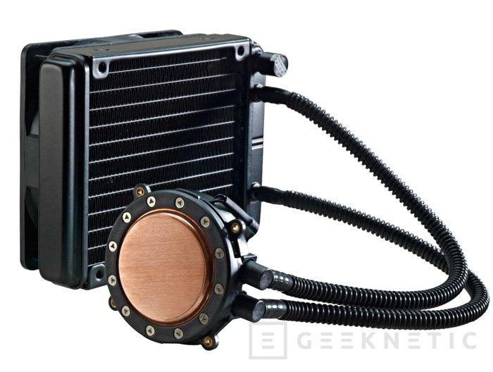 Cooler Master Seidon 120M. Nueva refrigeración líquida integrada, Imagen 1