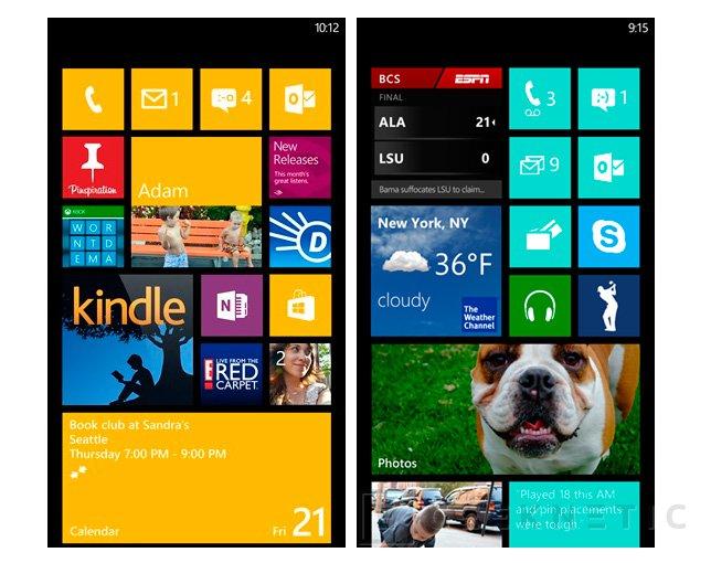 Windows Phone 7.8 llegará a principios del 2013, Imagen 1
