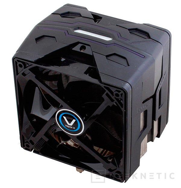 Disipador de CPU Sapphire Vapor-X, Imagen 1