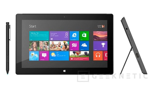 Precios y disponibilidad del Surface Pro de Microsoft, Imagen 2