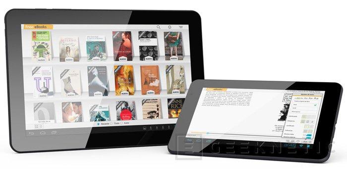 FNAC lanza nuevos tablets económicos, Imagen 1