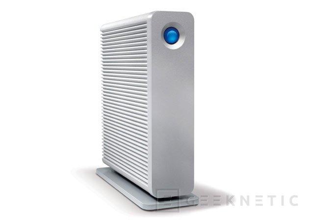 LaCie añade USB 3.0 y Thunderbolt a sus discos externos d2, Imagen 1