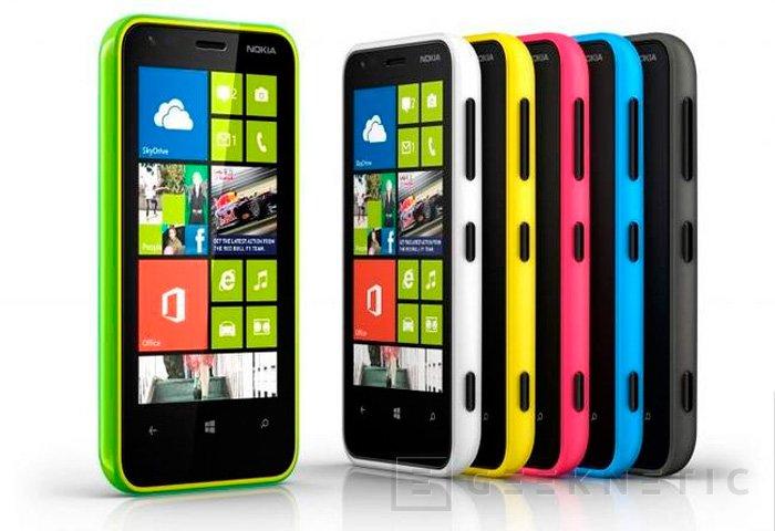 Lumia 620, el Windows Phone 8 más económico de Nokia, Imagen 1