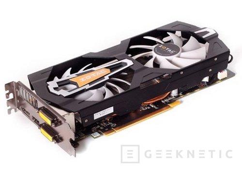 Zotac muestra una nueva GTX 660 personalizada, Imagen 1