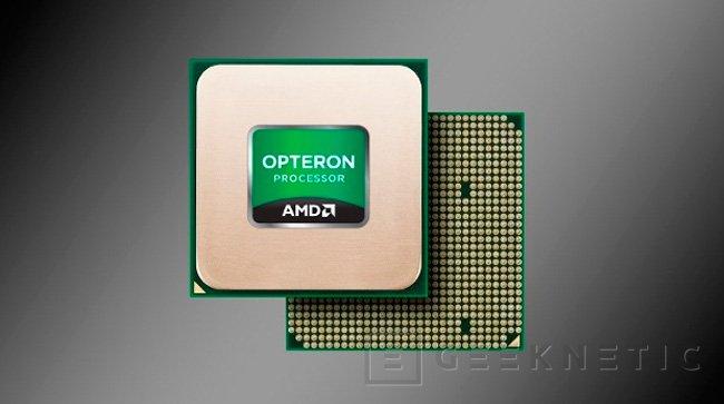 Nuevos AMD Opteron para servidores, Imagen 1
