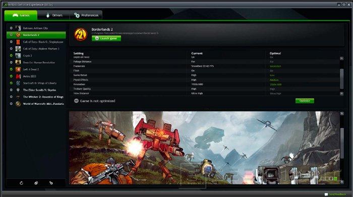 Nvidia GeForce Experience, configuración óptima para tus juegos sin complicaciones, Imagen 2