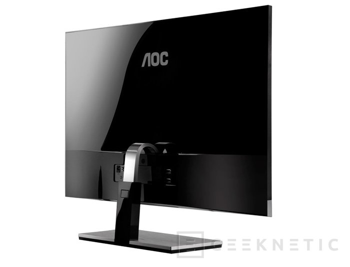 AOC i2757Fh, monitor IPS económico, Imagen 2