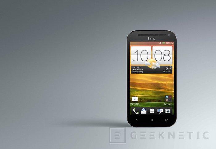HTC presenta el HTC ONE SV, Imagen 1