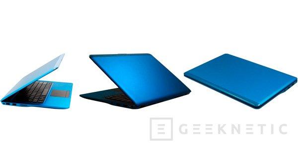 Nuevo Ultrabook Pioneer BreamBook T14, Imagen 2