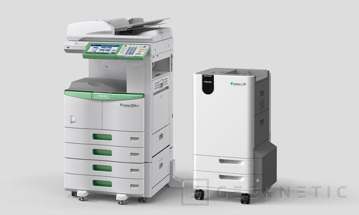 Toshiba e-STUDIO 360LP, impresora multifuncinal con borrado de papel, Imagen 1