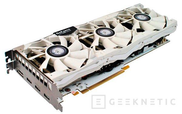 Nueva gráfica GeForce GTX 680 LTD OC V4 de KFA2, Imagen 1