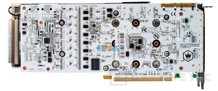 Nueva gráfica GeForce GTX 680 LTD OC V4 de KFA2, Imagen 2