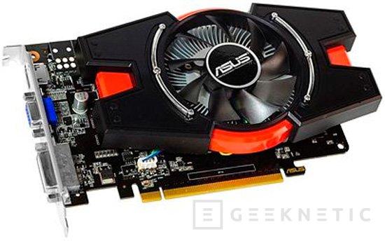 ASUS lanza una serie de GTX 650 sin necesidad de alimentación adicional, Imagen 1