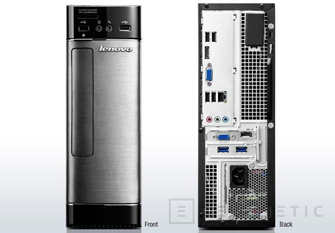 Lenovo H520s, sobremesa económico, Imagen 2