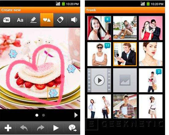 Samsung lanza ChatOn 2.0, Imagen 2