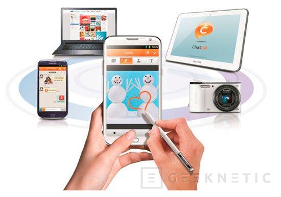 Samsung lanza ChatOn 2.0, Imagen 1