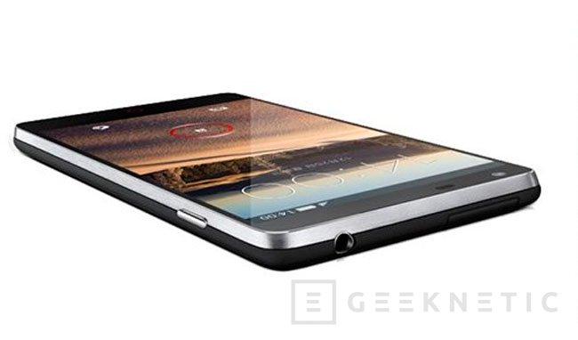 ZTE NUBIA Z5, smartphone de 5 pulgadas y FullHD, Imagen 2