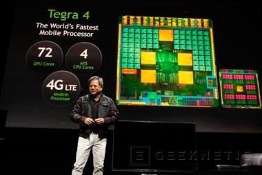 Nvidia presenta el nuevo Tegra4, Imagen 2