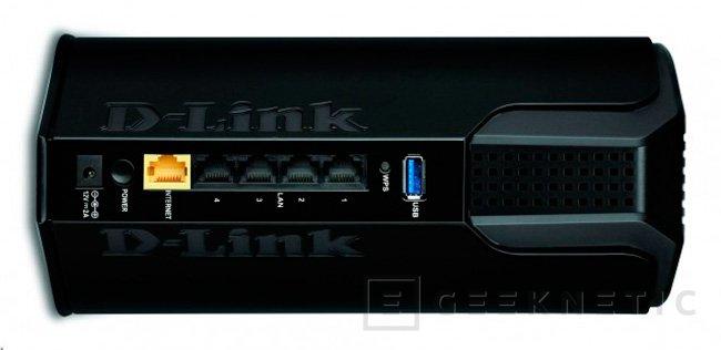 D-Link presenta el DGL-5500, un router para los más jugones, Imagen 1