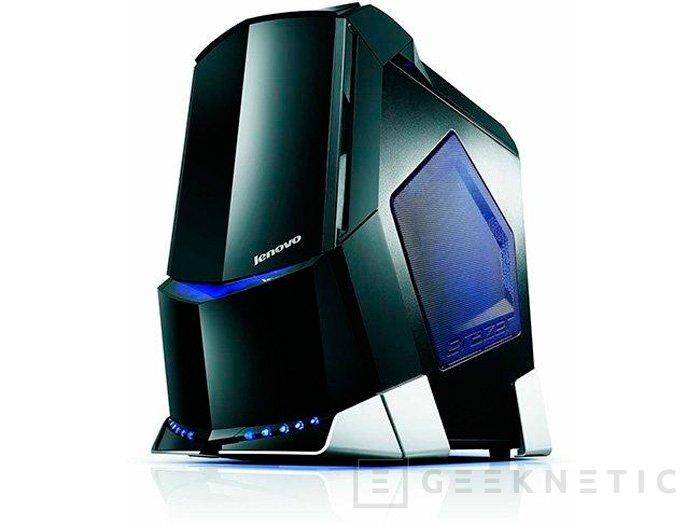 Lenovo Erazer X700, sobremesa enfocado a juegos, Imagen 1