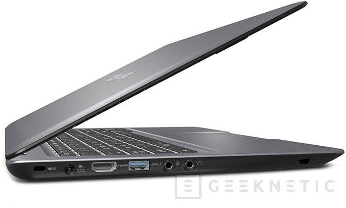 Satellite U845t, el nuevo Ultrabook táctil de Toshiba, Imagen 1