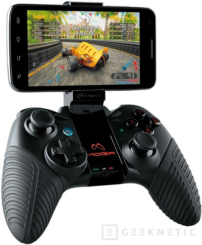 Moga Pro, gamepad bluetooth para dispositivos Android, Imagen 1