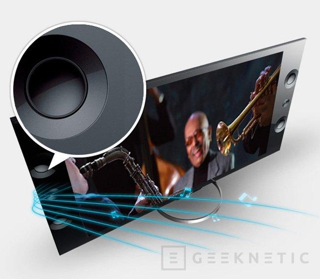 CES 2013. Nuevos televisores de Sony, Imagen 1