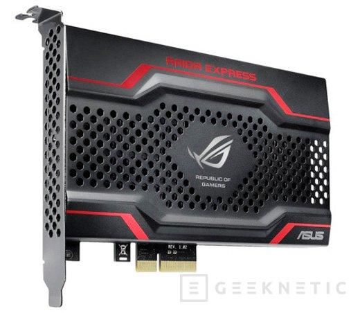 CES 2013. ASUS entra en el mercado de SSD de alto rendimiento, Imagen 1