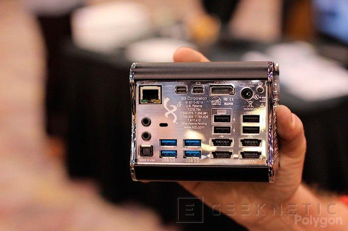 CES 2013. Valve muestra algunos detalles de su consola, Imagen 2