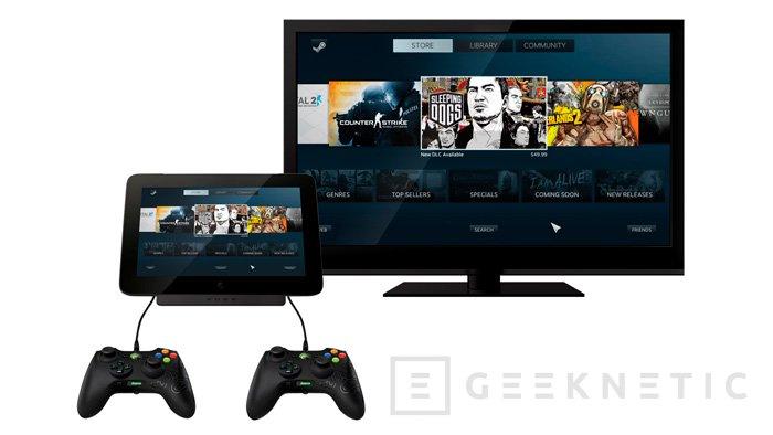 CES 2013. Tablet para juegos Razer Edge, Imagen 2