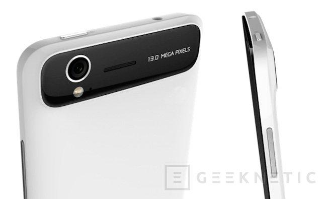 CES 2013. ZTE Grand S, otro smartphone de 5 pulgadas, Imagen 2