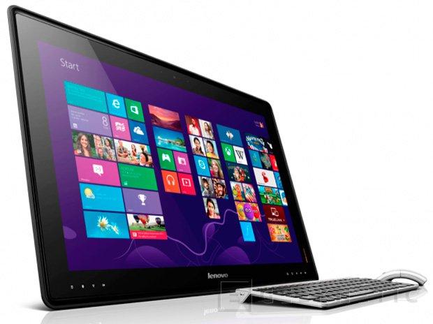 CES 2013. Lenovo IdeaCentre Horizon. Tablet de 27 pulgadas, Imagen 1