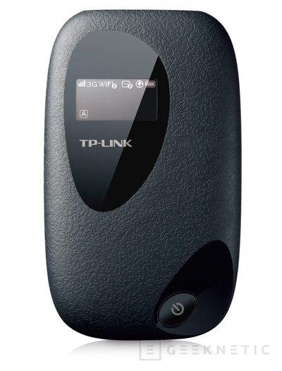CES 2013. TP-LINK M5350, router WiFi con 3G portátil, Imagen 2