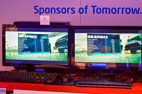 CES 2013. Los Intel Haswell doblarán la potencia gráfica de los actuales Ivy Bridge, Imagen 1