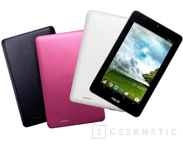 CES 2013. ASUS muestra su propuesta de tablet económica MeMo PAD, Imagen 1