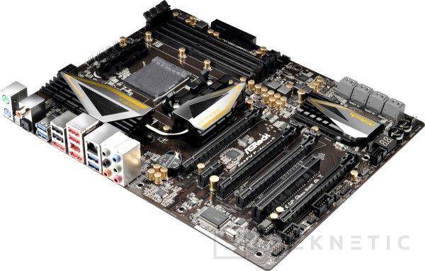 ASRock lanza la placa base 990FX Extreme9, Imagen 1