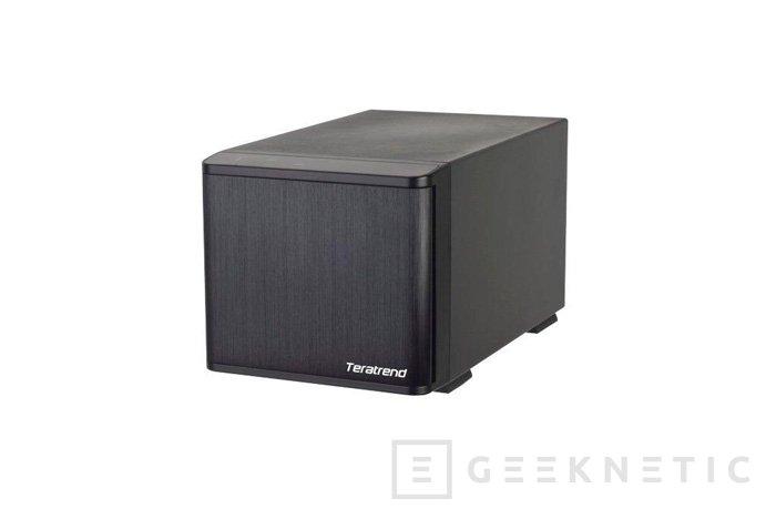 SilverStone lanza dos cajas externas RAID, Imagen 2
