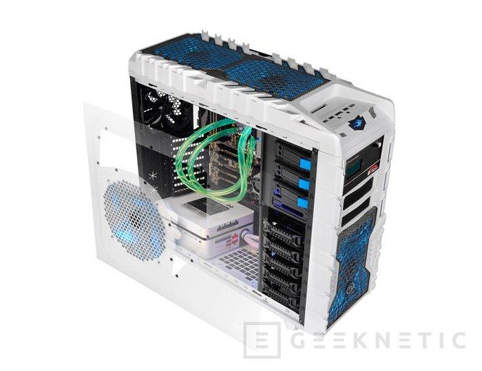 Thermaltake Bigwater 760 Pro, refrigeración líquida integrada, Imagen 3
