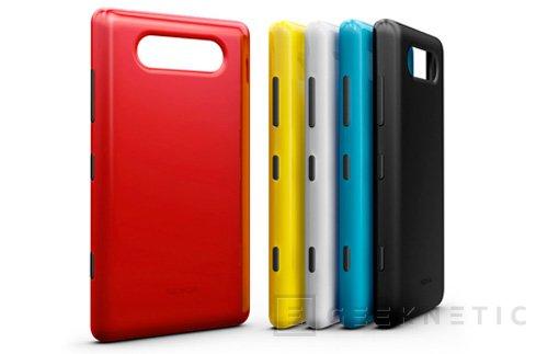 Nokia lanza un software de impresión 3D para crear carcasas para el Lumia 820, Imagen 1