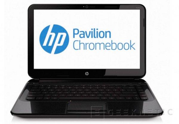 HP se suma al carro de los Chromebook, Imagen 1