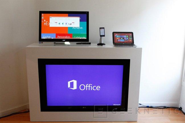Llegan los nuevos Office de Microsoft, Imagen 1