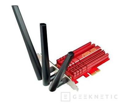 ASUS presenta dos nuevos adaptadores WiFi ac, Imagen 1