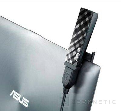ASUS presenta dos nuevos adaptadores WiFi ac, Imagen 2
