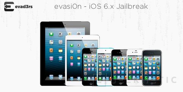 Ya es posible realizar Jailbreak en iOS 6.1, Imagen 1